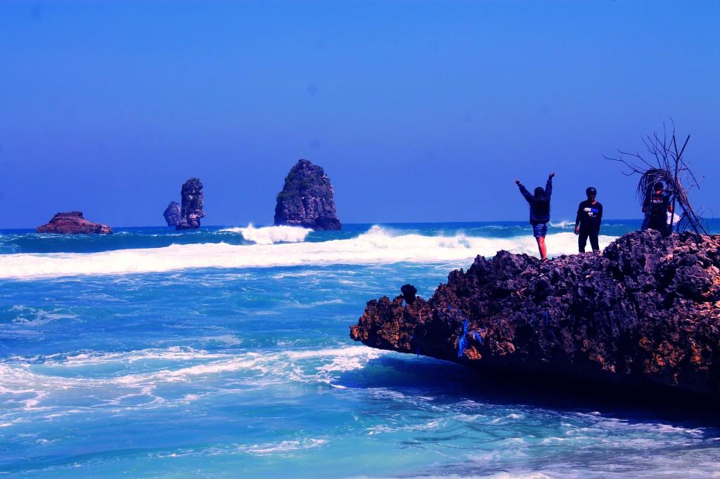 watu pecah beach